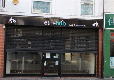 Former Bike And Coffee Shop Comes Onto Lettings Market