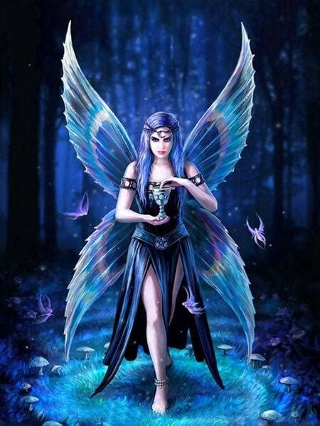 Beautiful Fairy Art