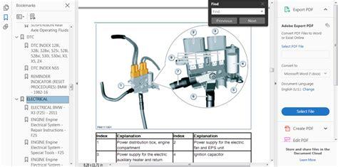 Workshop Manual Service Repair Guide For Bmw