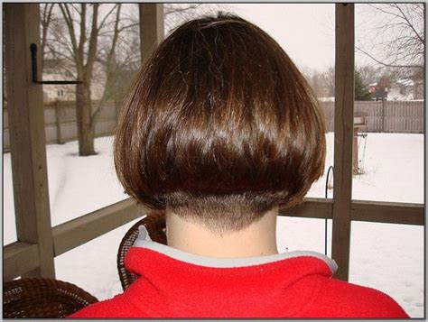 Short Wedge Haircut Pictures Back View