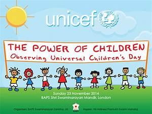 The Power of Children: Celebrating Universal Children's ...