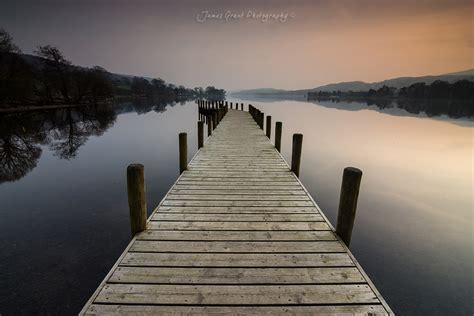 reflecting lake district photography james grant