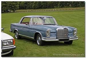 Mercedes 220 Coupe : simon cars mercedes benz 220s 220se ~ Gottalentnigeria.com Avis de Voitures