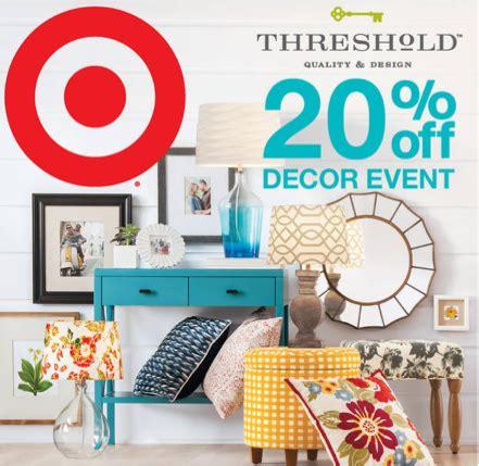 target addict targets home decor event