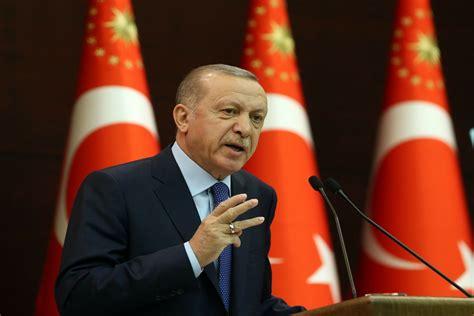 Информация о президенте эрдогане реджеп тайипе. Turkey President Erdogan calls for continued int'l trade ...