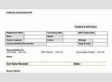 Used Car Sales Invoice Template Uk invoice sample template
