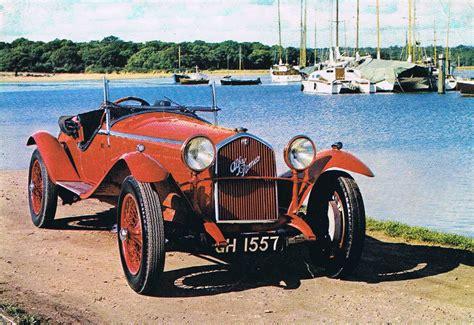 1928 Alfa Romeo 6c 1500 Super Sport Related Infomation