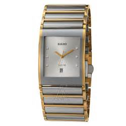 Rado Integral Jubile Men's Quartz Watch R20860702 100% AUTHENTIC. FREE SHIPPING
