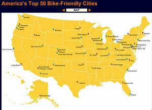 Bicycling Magazine's Top 50 Bike-Friendly Cities in the U ...