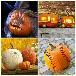 Pumpkin, Decorating, Ideas, And, My, Curated, Pumpkin, Roundup