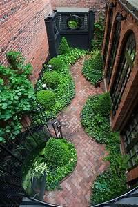Amazing, Small, Courtyard, Garden, Design, Ideas, 10