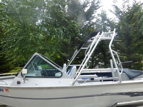 Aluminum Fishing Boat Towers by Other Aluminum Boats Fishing Towers Radar Arches Who