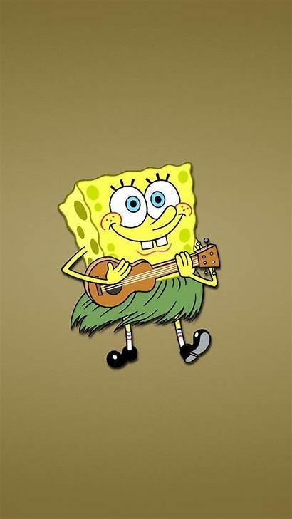Spongebob Funny Wallpapers Spongbob Cool Iphone Cartoon