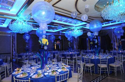 underwater themed party barbat mitzvah pinterest