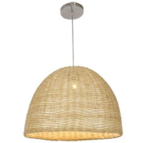colgante de mimbre lamparas comedor ceiling lights