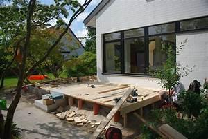 Stelzen Selber Bauen : terrasse auf stelzen terrasse auf stelzen bauen ja auf jeden fall terrasse auf stelzen am hang ~ Whattoseeinmadrid.com Haus und Dekorationen