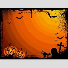 Halloween Backgrounds Clip Art  Clip Art Library