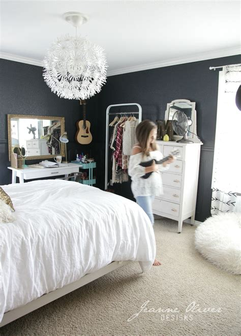 amazing teen girls bedroom makeover decoholic