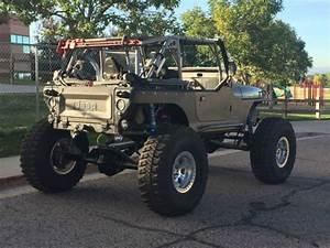 1990 Jeep Wrangler YJ Rock Crawler Buggy 60L LQ9 Atlas