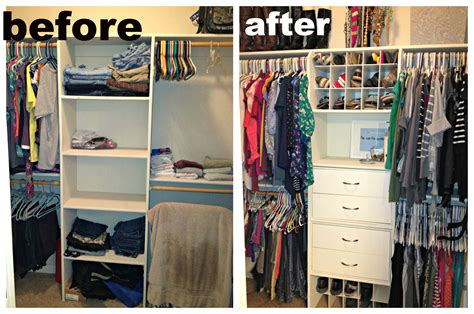 all things closet makeover