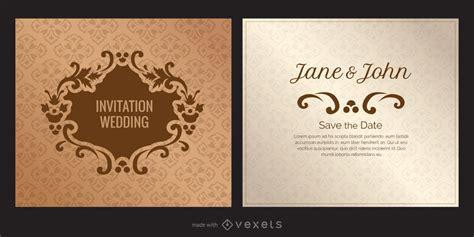 Wedding card invitation maker Editable design