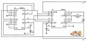 Cmos Control Signal Circuit Diagram