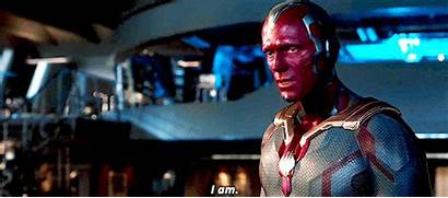 Marvel Vision Avengers Gifs Oops Ous Oh