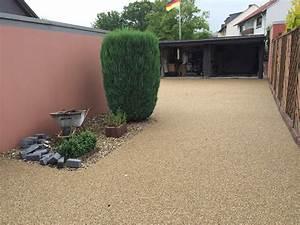 Einfahrt Gestalten Kies : garageneinfahrt gestalten inneneinrichtung und m bel ~ Lizthompson.info Haus und Dekorationen