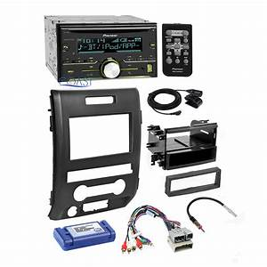 Pioneer Radio Stereo 2 Din Dash Kit Harness Interface For 2009
