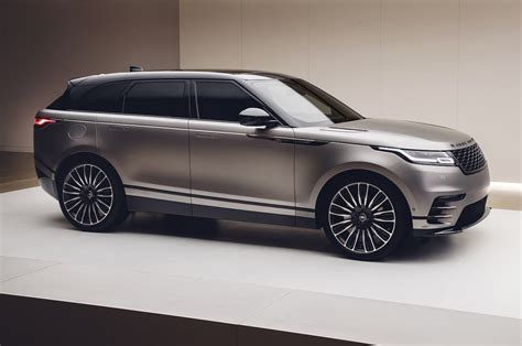 land rover velar 2018 range rover velar news and first look with photos