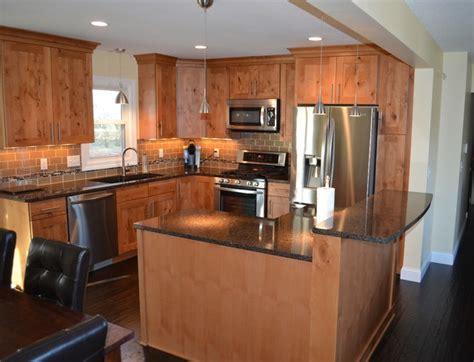 split level kitchen island minneapolis kitchen traditional kitchen minneapolis