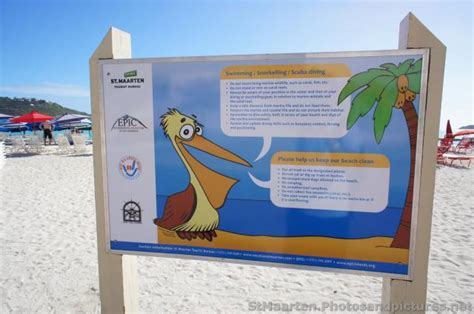 st maarten tourist bureau st maarten tourist bureau information board on of