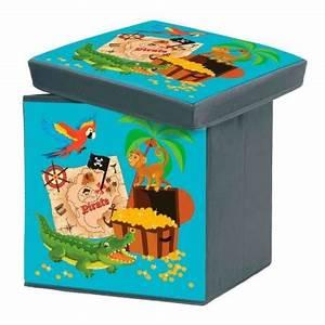 Coffre Rangement Enfant : rangement pirate bo te meuble rangement coffre pirate pour am nager une chambre d 39 enfant ~ Teatrodelosmanantiales.com Idées de Décoration