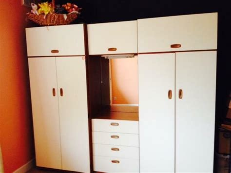 Wardrobe With Dressing Unit by Wardrobe With Dressing Unit Buy Sale And Trade Ads