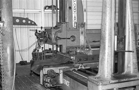 small horizontal boring mill page