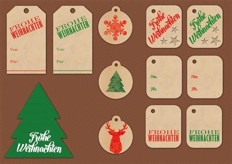 geschenkanhänger weihnachten ausdrucken geschenkanh 228 nger zum ausdrucken miomodo diy