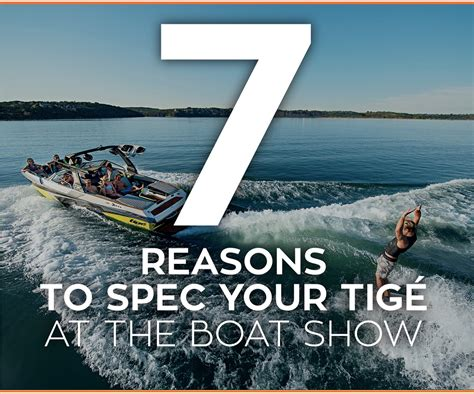 Tige Boat Dealers Bc by 4tige Boats Promotions Seca Marine Lake Country