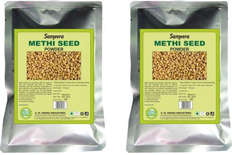 Sameera Methi Fenugreek Seed Powder Price In India Buy