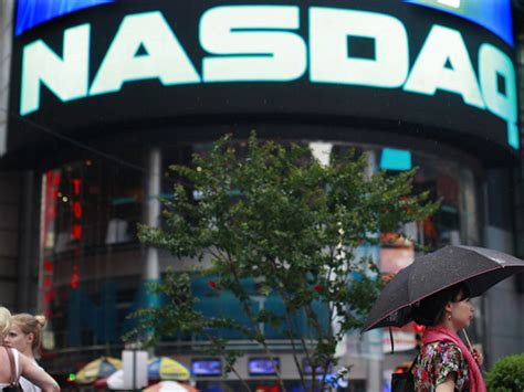 Nasdaq Resumes Trading After Halt