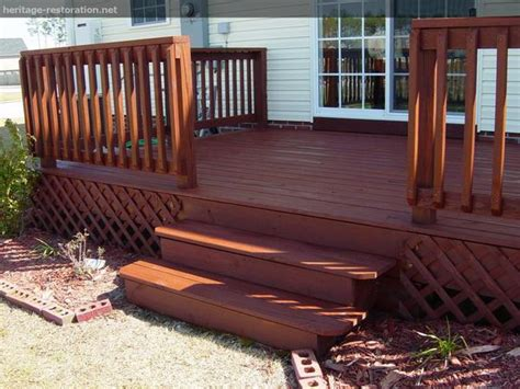 finishing  deck oil  stain  projectsatobn