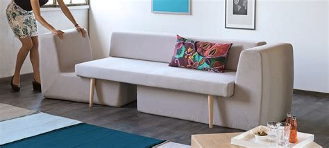 3 in 1 modular sofa helping you deal with small
