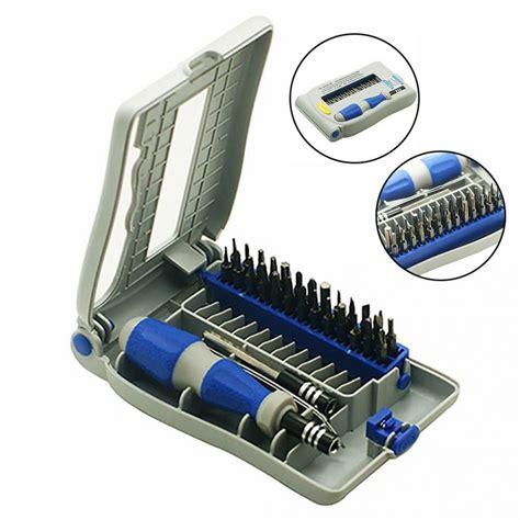 29 in 1 precision screwdriver set multi use repair box tools magnetic driver kit for phone