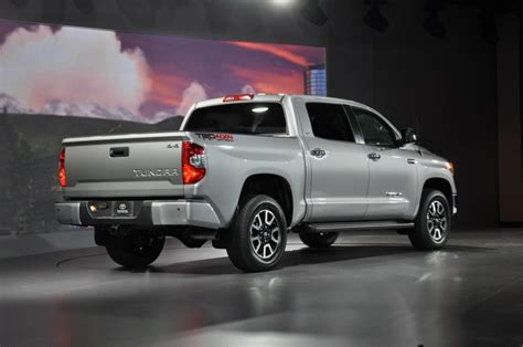Tundra Diesel 2014 by 2014 Toyota Tundra To Debut At Chicago Auto Show Page 15