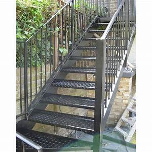 Outdoor Steel Staircase At Rs 75   Kilogram