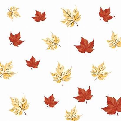 Leaf Pattern Autumn Vector Classic Vectors
