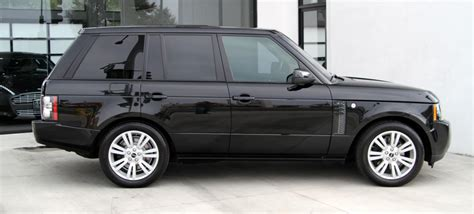 2012 Land Rover Range Rover Hse ** Luxury Package ** Stock