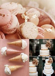 Rose Gold Sprühlack : rose gold wedding inspirationeden eve ~ Avissmed.com Haus und Dekorationen