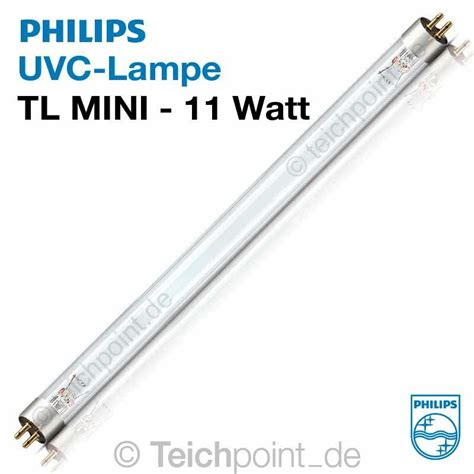 Uvc Le 11 Watt by Philips Uvc Ersatzle Tl Uv C Leuchtmittel R 246 Hre Le