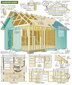 Garden shed plans uk Outdoor furniture Design and Ideas