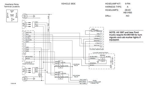 western wiring unimount hb